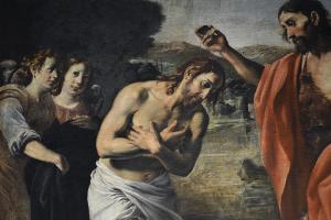 Battesimo di Gesù Chiesa di San Giovanni – Alba