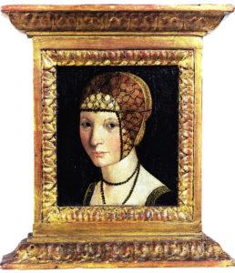 Anna d'Alencon Serralunga di Crea