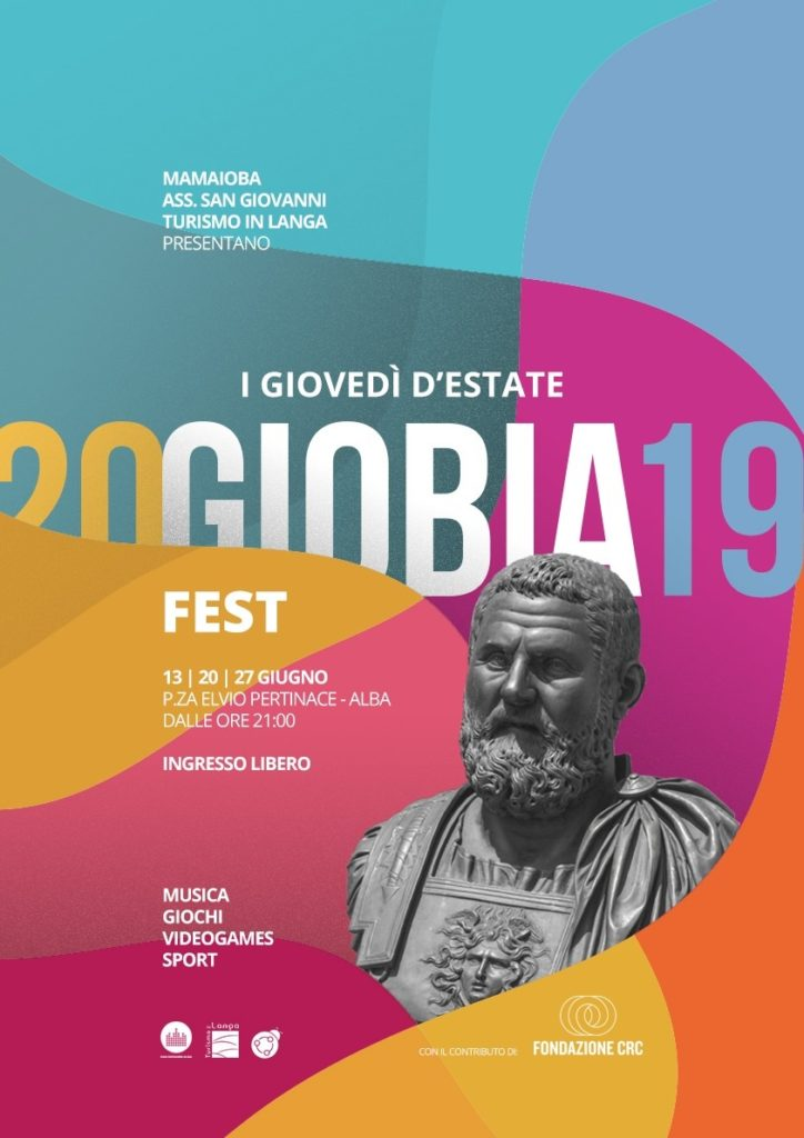 Locandina GiobiaFest